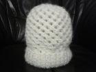 Cappellino con lana lisa non è in vendita