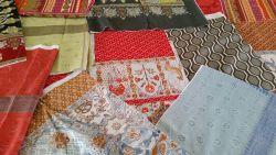 bellissimi tessuti per patchwork in fantasia e tinta unita prezzo al kg