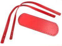 Set borsa - la confezione contiene un fondo borsa + una coppia manici