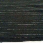 1136 costina nero argentato 155x140