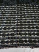 1088 pizzo nero 100x50