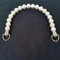244 un  manico perlina perla