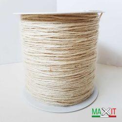 White Jute Yarn
