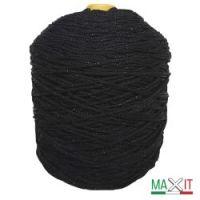"Yarn ""Style Lurex 500"" color BLACK/BLACK"