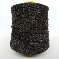 "Yarn ""Style Lurex 500"" color BLACK/GOLD"