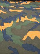 5103 jersey camouflage arancio 134x180