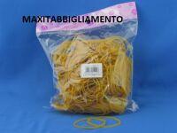 Confezione  elastici  gomma PZ1500