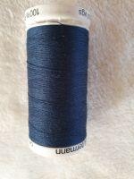 filo cucito  mt 250 blu