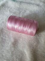 filo cucito  lucido rosa