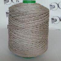 Cordino Style Lurex 500 SABBIA/ARGENTO