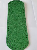 FONDO FANTASIA 24x8 glitter verde