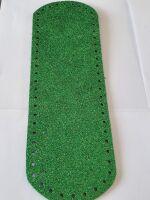FONDO FANTASIA 30x10 glitter verde