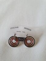 orecchini piccoli 3 cerchi
