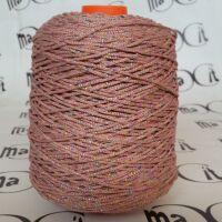 Cordino Style Lurex 500 rosa antico mix